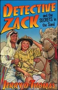 Detective Zack 02 - Detective Zack and the Secrets in the Sand