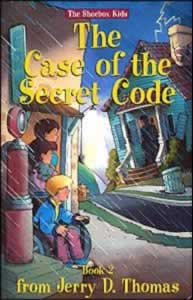 The Shoebox Kids 02 - The Case of the Secret Code