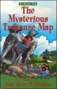 The Shoebox Kids 01 - The Mysterious Treasure Map