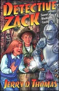 Detective Zack 10 - Detective Zack: The Secret of Blackloch Castle