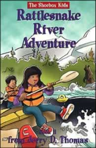 The Shoebox Kids 11 - Rattlesnake River Adventure
