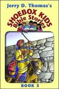 Shoebox Kids Bible Stories - Book 3