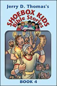 Shoebox Kids Bible Stories - Book 4